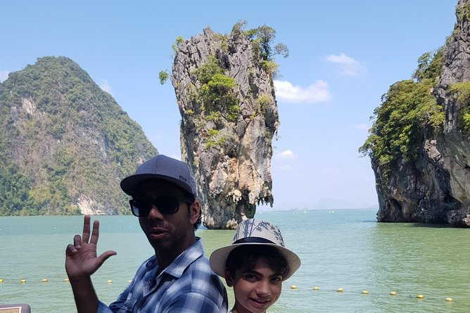 James Bond Island Tour by Long Tail Boat
