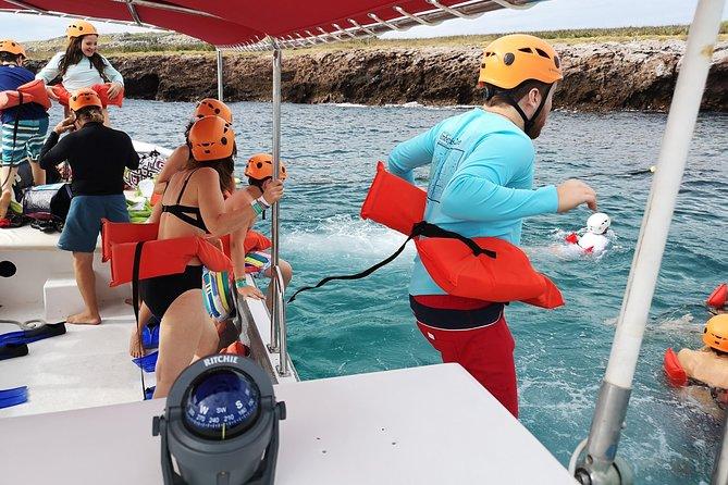 Marietas Islands Snorkel & Hidden Beach
