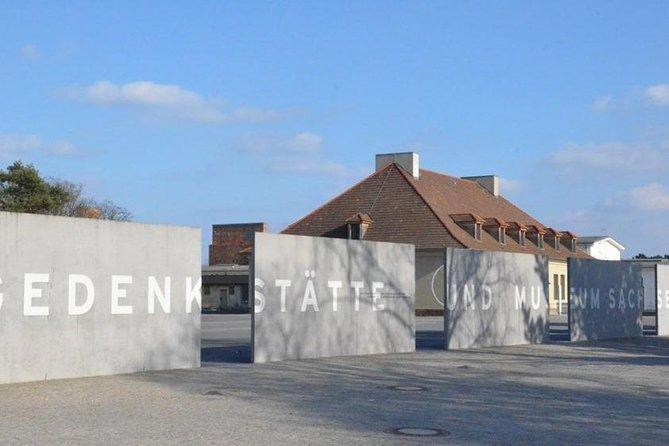 Private Sachsenhausen Concentration Camp Memorial Tour