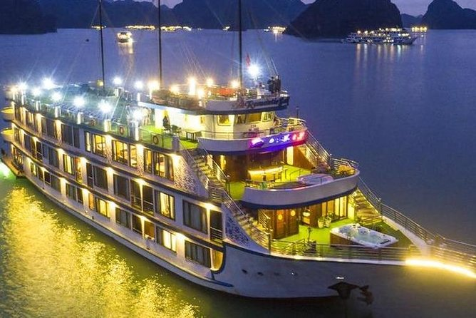 Oasis Bay Party Cruise 5 Star - Ha Long Bay 2 Days 1 Night (For Young People) photo 7