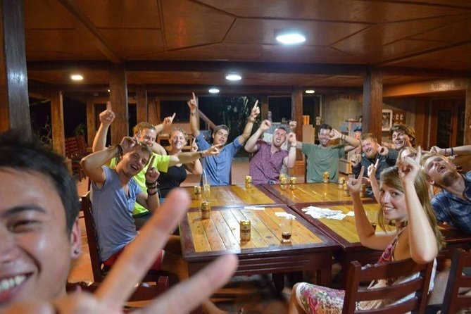 Oasis Bay Party Cruise 5 Star - Ha Long Bay 2 Days 1 Night (For Young People) photo 12