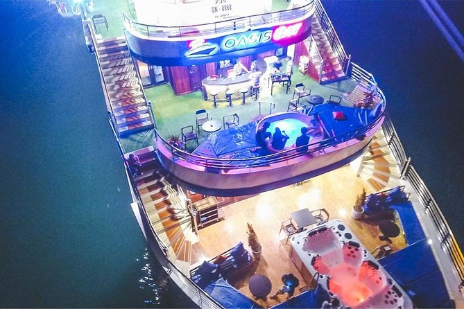 Oasis Bay Party Cruise 5 Star - Ha Long Bay 2 Days 1 Night (For Young People) photo 8