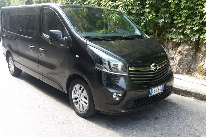 Private transfers from Naples to Sorrento