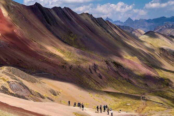 Rainbow Mountain Tour Private