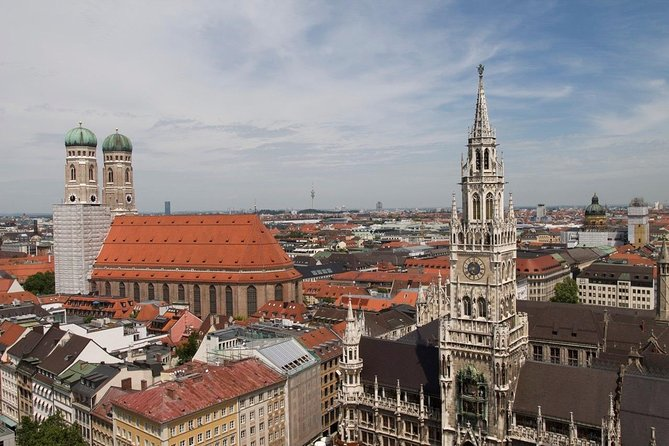 Munich - the essential walking tour