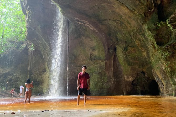 Caves and Waterfalls Day Tour