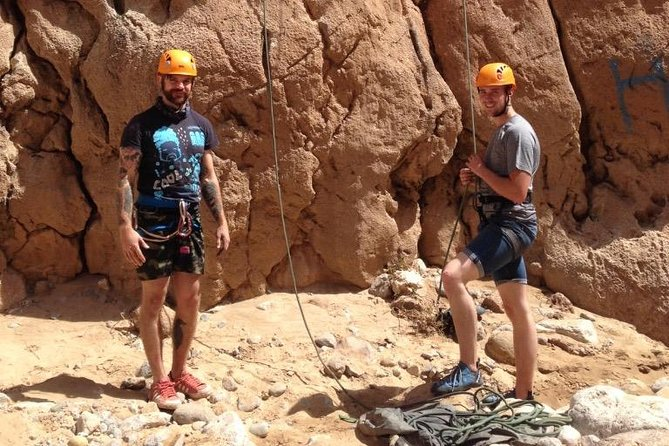 Todra Gorge 4 Day Rock Climbing & Yoga Adventure