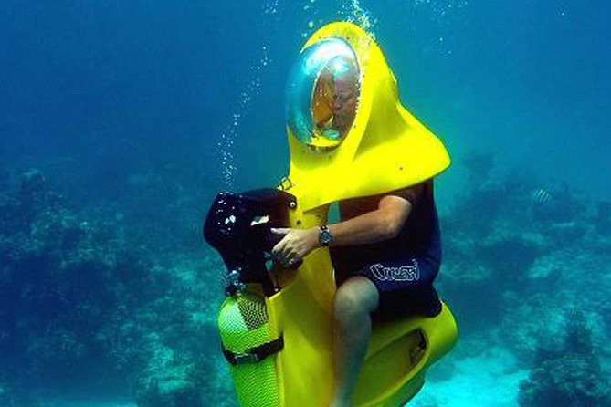 Scuba Diving, Scooter, Panoramic Glass Boat, and Snorkel, Punta Cana, Best Price