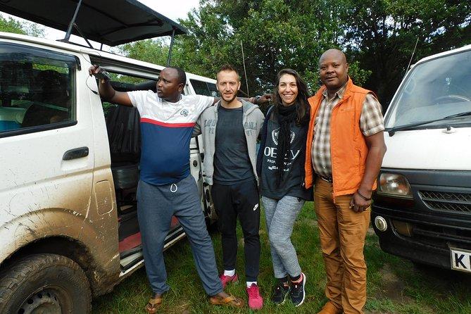 Visit Maasai Mara, Nakuru, Amboseli