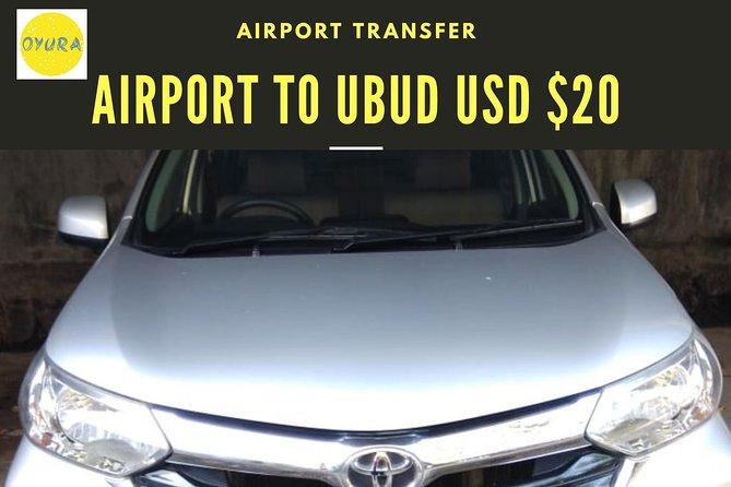 Bali Airport Transfer UBUD AREA by Oyura