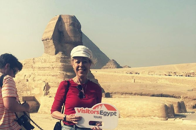 2-Days Private Tour in Cairo & Giza