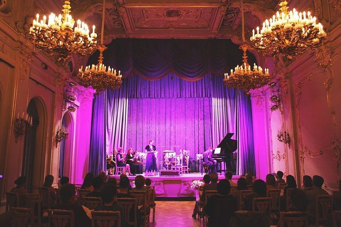 Classical music evening in the palace of Grand Duke Vladimir photo 17