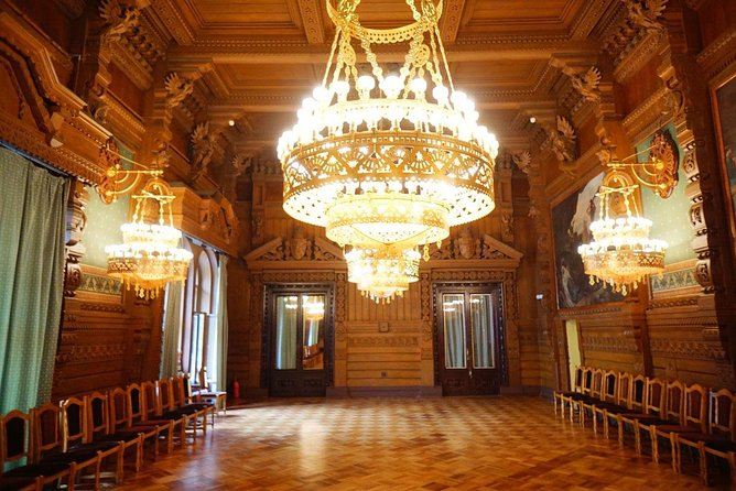 Classical music evening in the palace of Grand Duke Vladimir photo 12