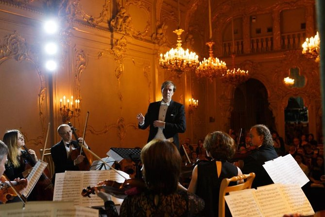 Classical music evening in the palace of Grand Duke Vladimir photo 16