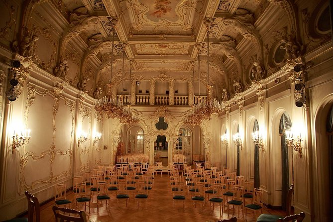 Classical music evening in the palace of Grand Duke Vladimir photo 19