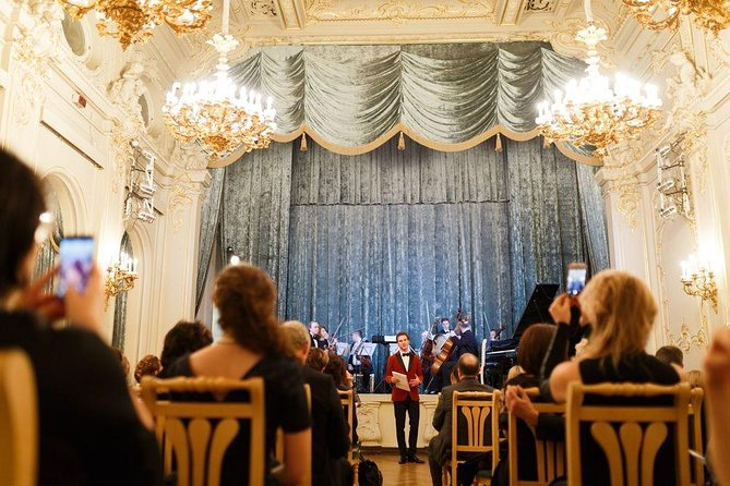 Classical music evening in the palace of Grand Duke Vladimir photo 9