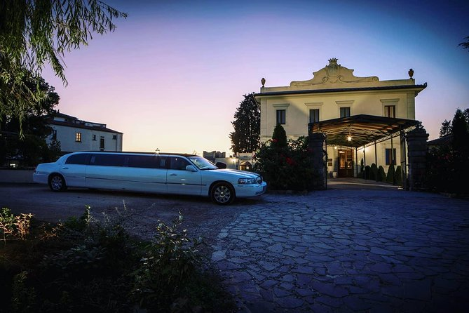 Florence tour by limousine