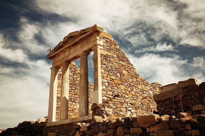 One Day Cruise to Delos-Mykonos from Paros Island