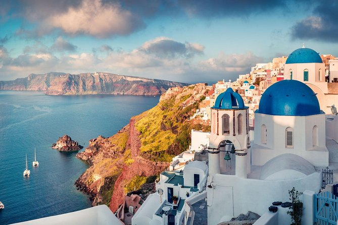 One Day Cruise to Santorini from Paros Island
