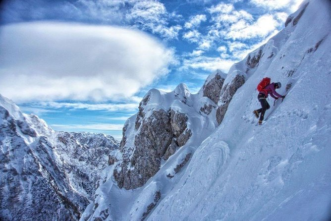 Course of safe movement in the mountain – winter conditions