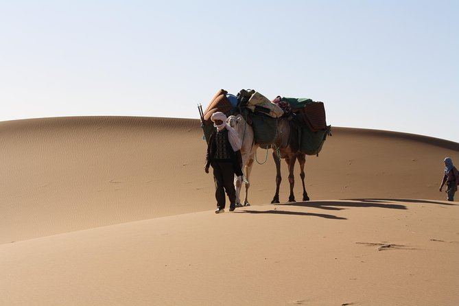 Sahara Desert Tours 4 days