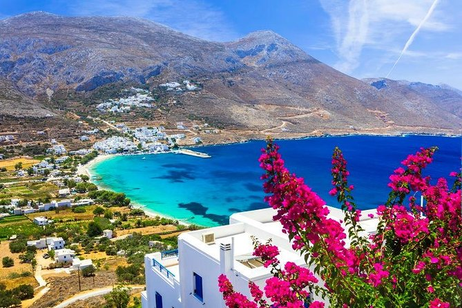 One Day Cruise to Amorgos from Paros Island