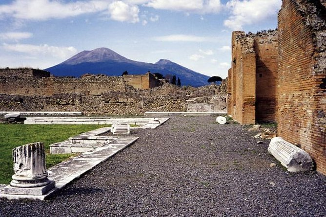 Pompeii and Vesuvius Experience from Sorrento - Skip The Line -