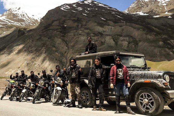 14 Days Extreme Ride Round Trip Delhi, Leh
