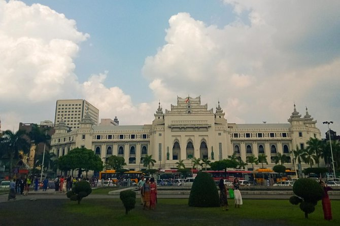 Yangon Shore Excursion with your OWN Local EXPERT