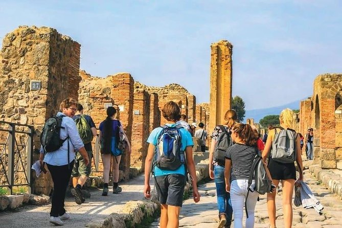 Pompeii Experience from Sorrento – Skip the Line