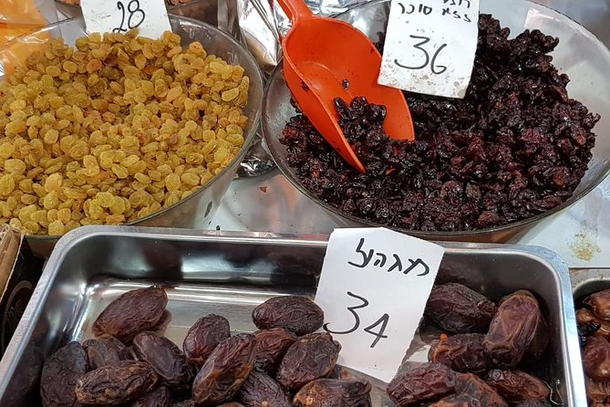 Three Hours Food tour Levinski Market TLV- Spices from Heaven photo 19