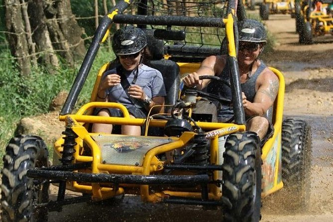Buggies Trends Punta Cana / Half day on the Road / Tropical Tour