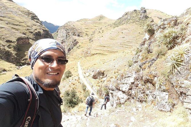 Trekking to Huchuy Qosqo - Machupicchu; 2Day tour-Cusco
