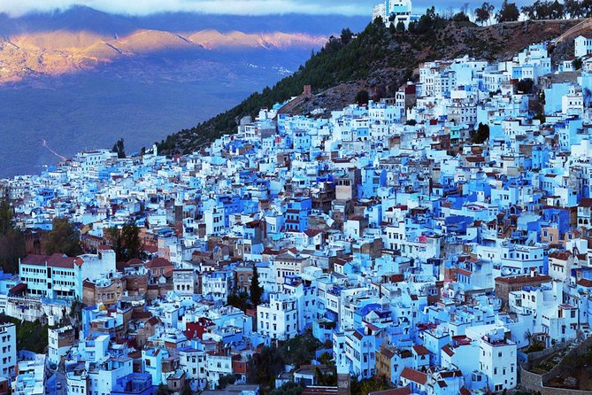 Day Trip from Fes to Chefchaouen (Private day trip)