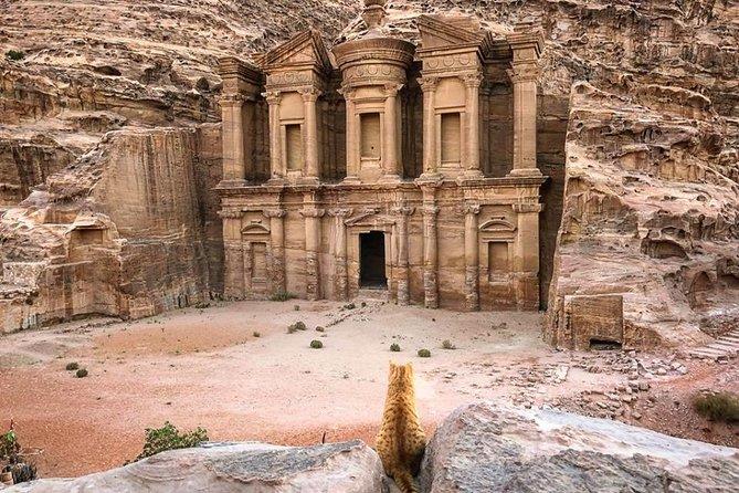 3 Days Tour Petra & Wadi Rum from Amman