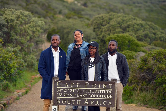 Cape of Good Hope and Boulder's Penguins Full Day Private Tour from Cape Town