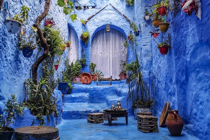 "Excursion Fez to Chefchaouen ""1 Day Trip"""