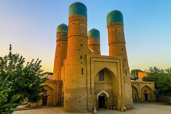 Bukhara City Pass General Admission