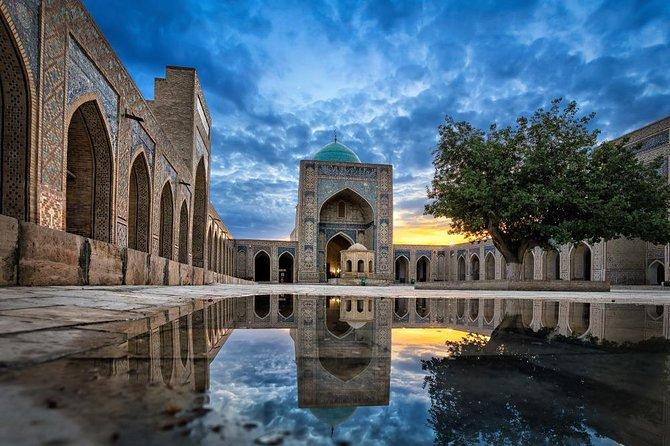 Kalan Mosque, Kalan Complex