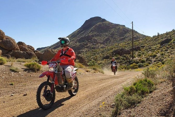 Hidden Valley and Primm Extreme Dirt Bike Tour photo 3