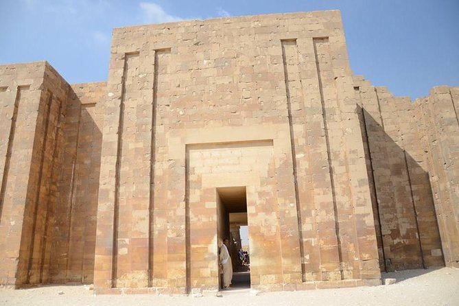 Private Tours to explore Giza Pyramids - Sakkara -Memphis photo 9
