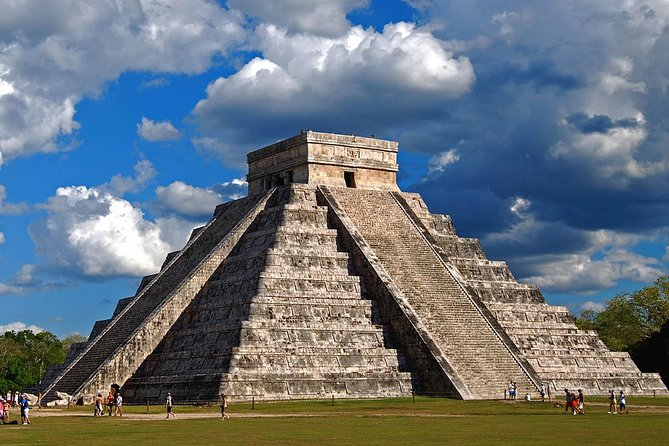 Chichen Itza from Puerto Progreso