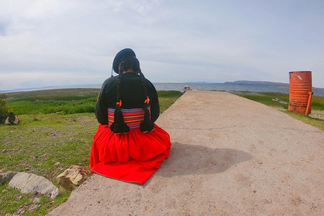 Overnight Luquina Island Homestay Experience from Puno