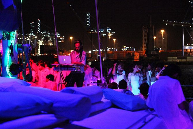 OceanBeat Cartagena Boat Party (All-Inclusive)