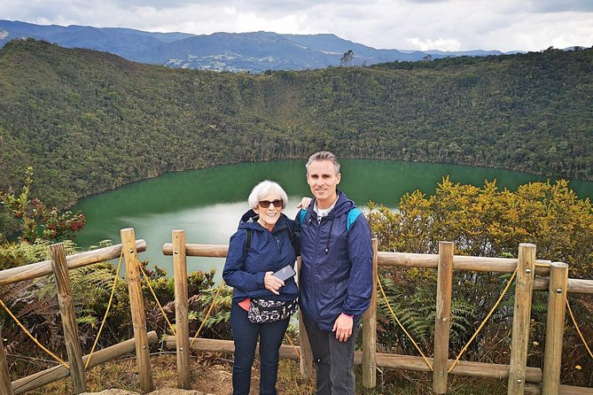 Salt Cathedral & Lake Guatavita • Premium Private Tour • Keep Safe from Covid