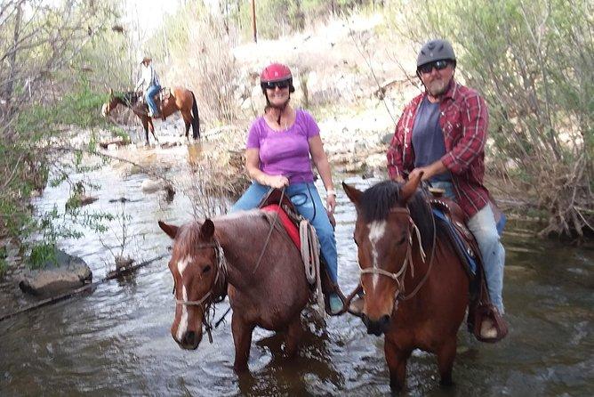 2 Hour Horseback Ride