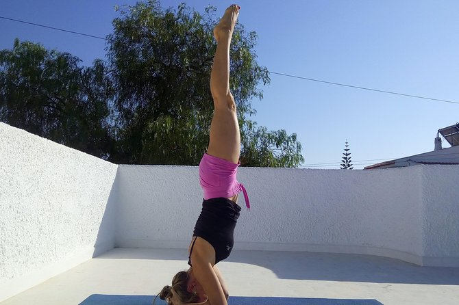 Rooftop Yoga Faro for Beginners