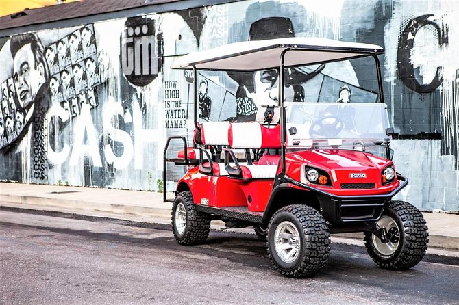 Explore the City of Nashville Tour by Golf Cart photo 10