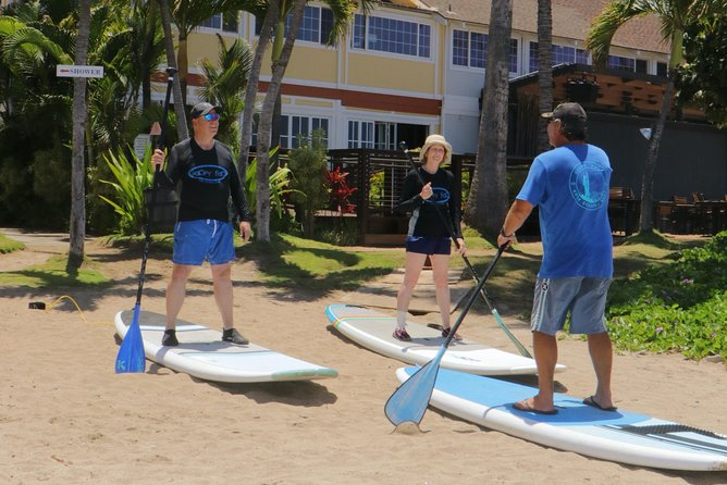 Group SUP Lessons