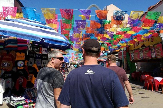 Tijuana Local Walking Tour from San Diego